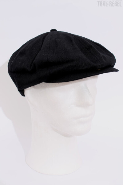 Brixton Cap Brood Black