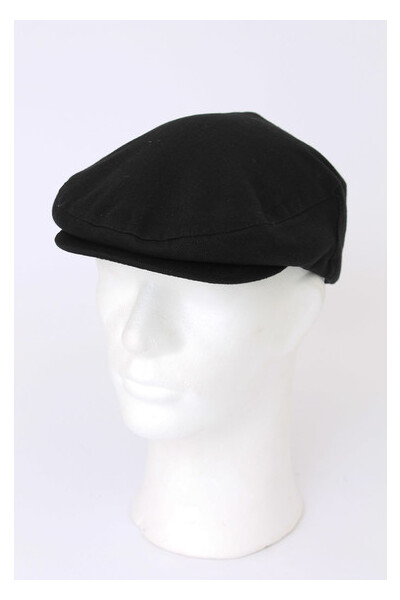 Brixton Cap Hooligan Black