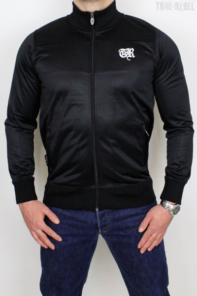 True Rebel Track Jacket TR Black